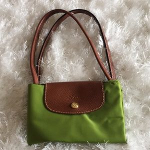 Small Longchamp Le Pilage Tote